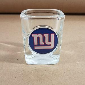 New York Giants Shot Glass